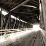 """Covered Bridge"" by elanimages"