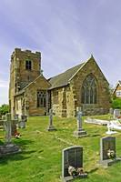 St Leonard's Church, Wychnor (28436-RDA)