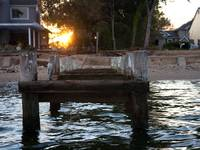 Damaged Docks of Massapequa Cove #4