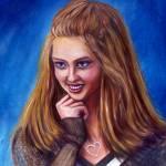 """""""Kathleen"""" by ArtlbyYelena"""