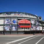"""""""Wrigley Field - Chicago Cubs"""" by Ffooter"""