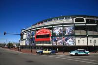Wrigley Field - Chicago Cubs 2010