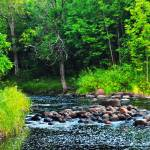 """Cloquet River"" by LJdesigns"