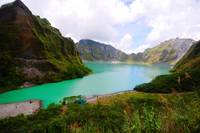 Mount Pinatubo Crater