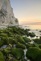 Sunrise at the White Cliffs of Dover