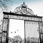 """""""Vanderbilt Gate"""" by JamesHanlon"""