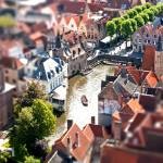 """Brugges Tilt and Shift"" by Stephenknowles"