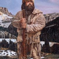 A WYOMING SPIRIT-BRETT KEISEL Art Prints & Posters by Denny Karchner