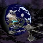 """""""Star of Nibiru over Ancient Mars"""" by Gammagiddo"""