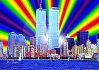 Twin towers never forgotten