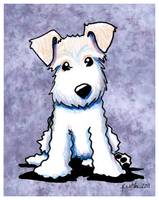 KiniArt Wire Fox Terrier