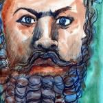 """Dionysus"" by schulmanart"
