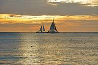 Sails in the Sunset II Aruba