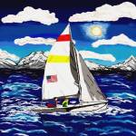 """""""Beautiful Day For Sailing On The Puget"""" by danite32"""