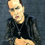"""The Marshall Mathers AP - Eminem"" by Ebenlo"