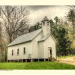"""Cades Cove Missionary Baptist Church"" by Tanasi"