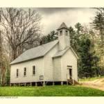 """Cades Cove Missionary Baptist Church"" by Tanasi"