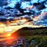 """Ebey Landing Sunset 2011"" by gopnw"