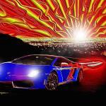 """Lamborghini Gallardo 3"" by jt85"