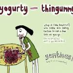 """Beetrooty-Yogurty-Thingummyjig by Corrina Rothwell"" by TheyDrawandCook"