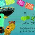 """Salsa Verde by Geninne Zlatkis"" by TheyDrawandCook"