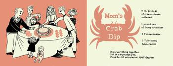 Mom's Crab Dip by Krista Genovese
