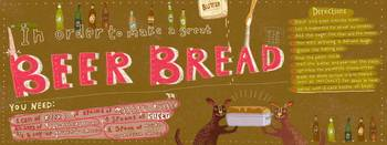 Beer Bread by Natalie Schenker