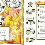 """Easter Bread by Julianna Brion"" by TheyDrawandCook"