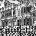 """Garden District Mansion"" by ChrisHolt"