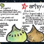 """Artsy-Fartsy Nuggets byDeborah Davidson"" by TheyDrawandCook"