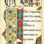 """""""Revelation 1:8"""" by IlluminatedPages"""
