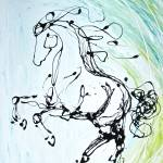 """Iberian Horse"" by EmilyMcIntosh"