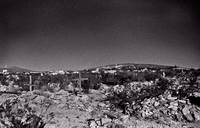 Terlingua Graveyard and town