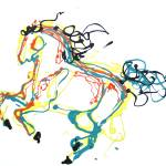 """Canter in Color"" by EmilyMcIntosh"