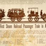"""FIRST STEAM RAILROAD"" by homegear"