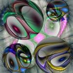 """""""psychedelic spheres"""" by spiderfingers"""