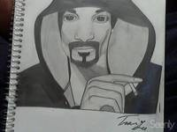 Snoop Dogg in Graphite