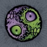 """""""Zombie Yin-Yang"""" by schwegel"""
