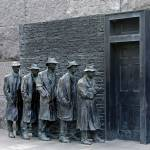 """Breadline at the FDR Memorial, Washington D.C."" by BrendanReals"