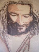 Jesus Close Up
