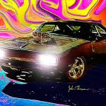 """70 Charger"" by jt85"
