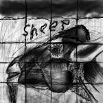 """Mutant sheep madness drawing 2"" by FollowTheDon"
