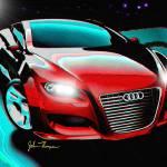 """""""Audi"""" by jt85"""