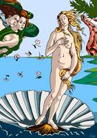 Classics Revisited - Birth of Venus