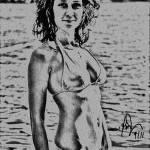 """""""Fun At The River"""" by danite32"""