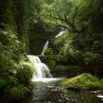 """""""McLean Falls"""" by skystudiohawaii"""