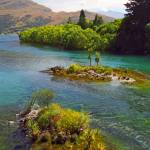 """Kawarau River Queenstown"" by skystudiohawaii"