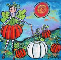 The Pumpkin Fairy