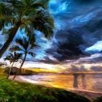 """Paradise"" by TranscendingArt"