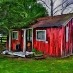 """""""The Homestead"""" by TranscendingArt"""